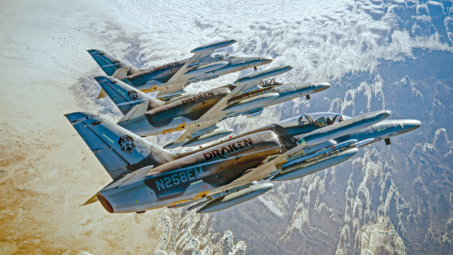 The Aero L-159 is efficient, safe and lethal