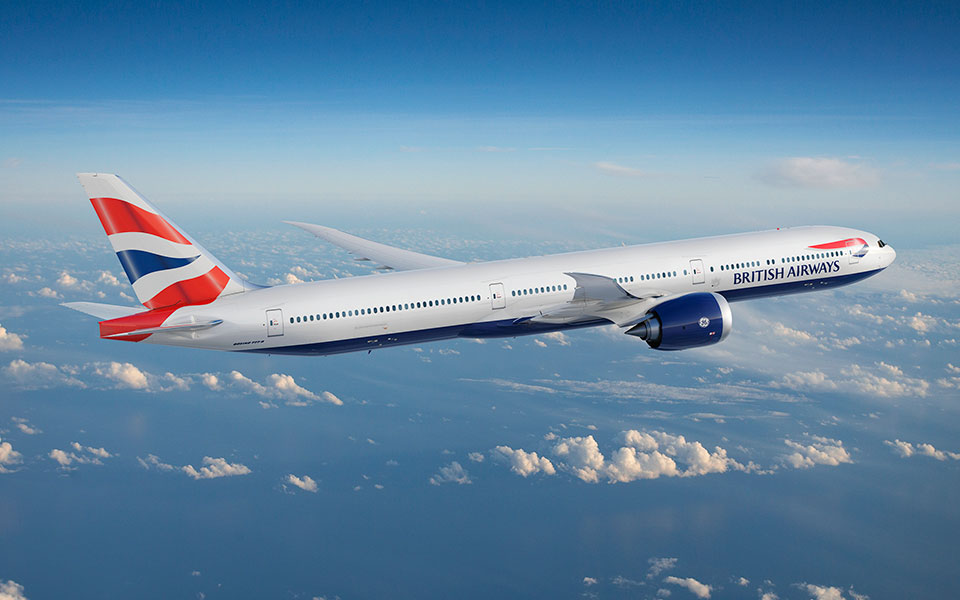 Boeing Signs Deal for Up to 42 777X Airplanes with British Airways