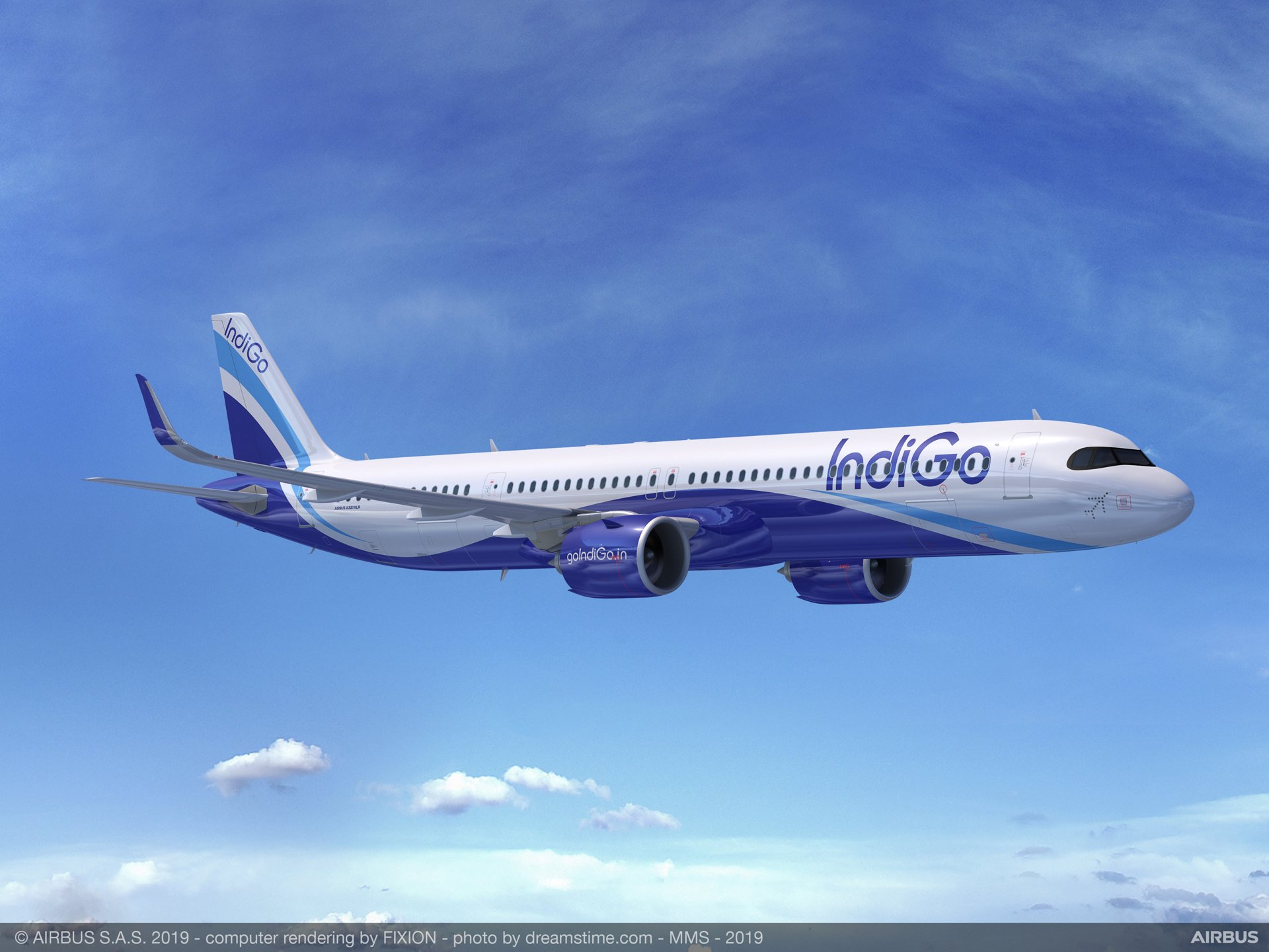 Landmark order for Airbus: IndiGo signs for 300 A320neo Family aircraft