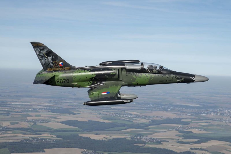 20 years of the L-159 aircraft in the Czech Air Force