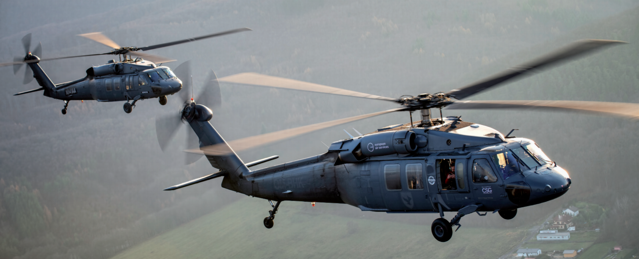 From zero to hero: Strategic pilot training of the highest possible standard in Central Europe