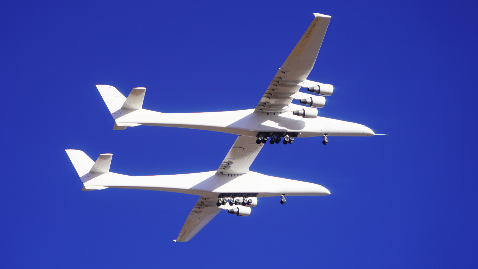 Stratolaunch Completes Second Test Flight