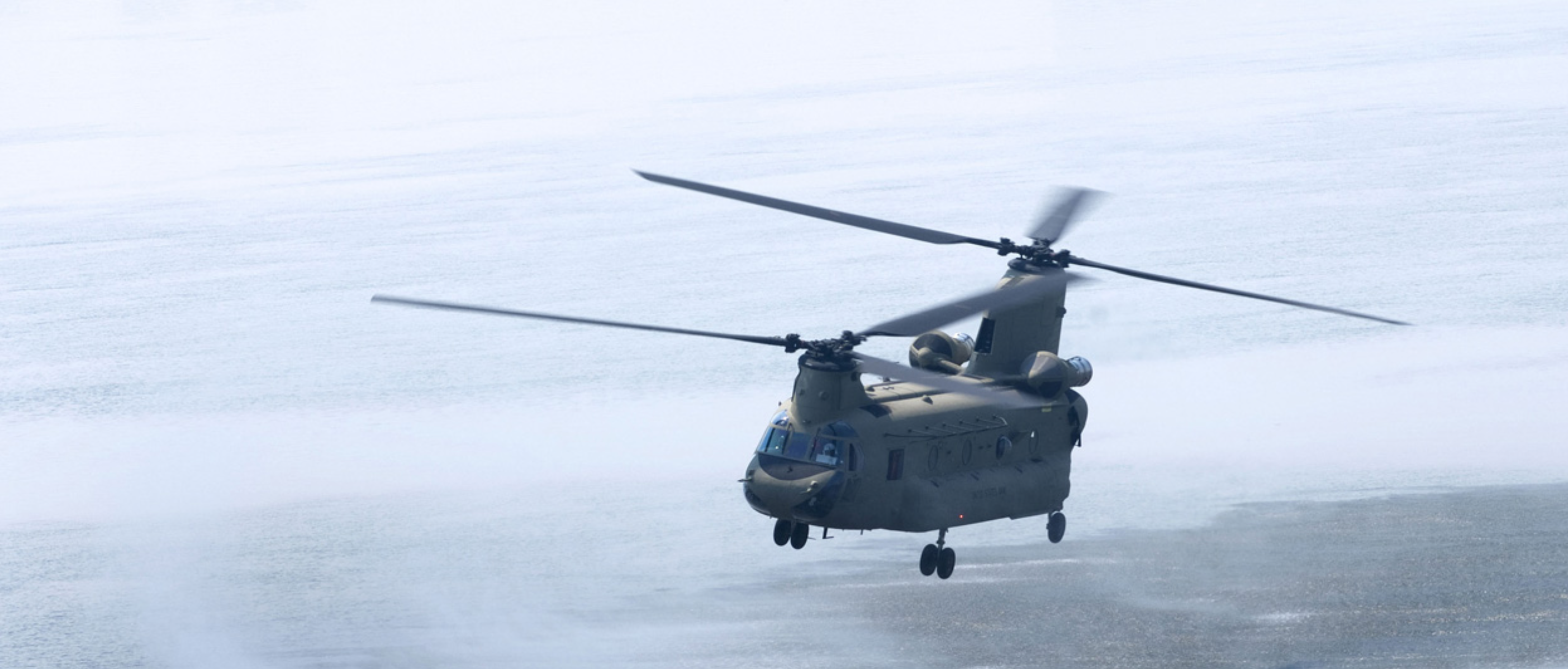 The UK is investing in 14 modern Chinook heavy-lift helicopters